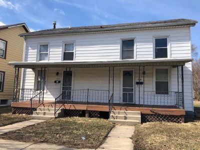 Kankakee Multi Family Home New: 307-309 North 5th. Avenue