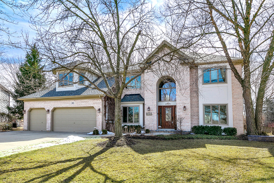Naperville Single Family Home Contingent: 1343 Dryden Court