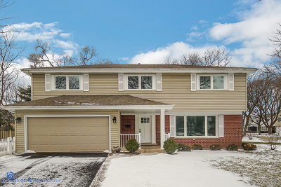 Arlington Heights Single Family Home New: 1310 North Dryden Avenue
