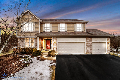 Buffalo Grove Single Family Home New: 8 River Oaks Circle West
