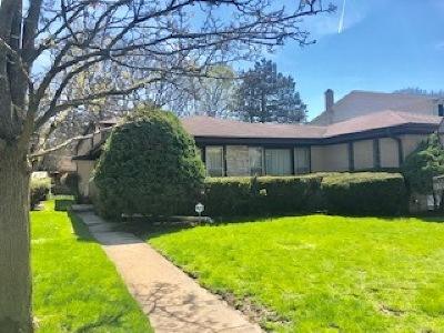 Wilmette Rental Re-Activated: 3223 Greenleaf Avenue