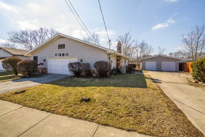 Bloomington Single Family Home For Sale: 901 South Hinshaw Avenue