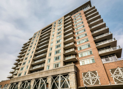 Condo/Townhouse For Sale: 230 West Division Street #1403