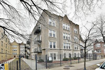 Condo/Townhouse For Sale: 4835 North Ashland Avenue #2E
