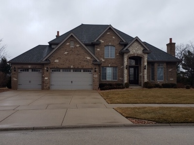 Mokena Single Family Home New: 19824 Golden Oak Lane