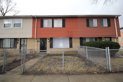 Chicago IL Condo/Townhouse Re-Activated: $112,500