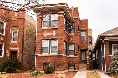 Multi Family Home For Sale: 2142 West Estes Avenue