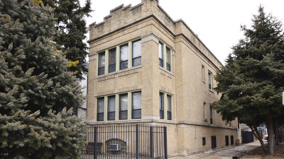 Multi Family Home For Sale: 2901 North Talman Avenue