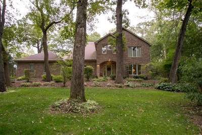 McHenry Single Family Home For Sale: 5900 Whiting Drive