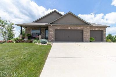 Bloomington Single Family Home For Sale: 15979 Crestwicke Drive
