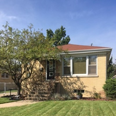 La Grange Park Single Family Home New: 1214 Homestead Road