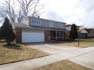 Oak Forest Single Family Home New: 6257 157th Street