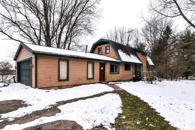 Woodstock Single Family Home For Sale: 14407 Perkins Road