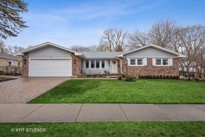 Arlington Heights IL Single Family Home New: $624,927