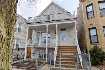 Multi Family Home For Sale: 2521 West Winona Street