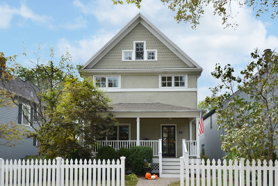 Lake Forest Single Family Home New: 352 East Wisconsin Avenue