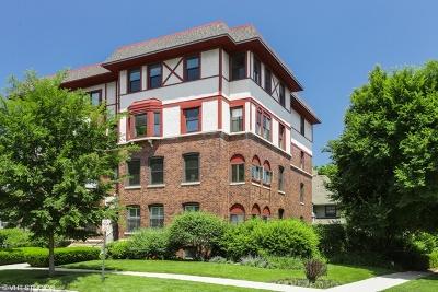 Evanston Condo/Townhouse New: 1003 Hinman Avenue #3S