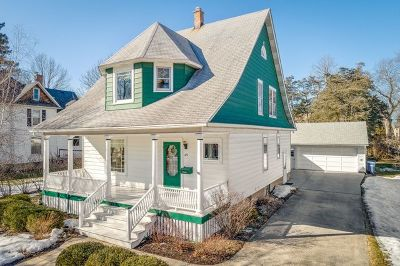 West Dundee Single Family Home Price Change: 612 Oregon Avenue