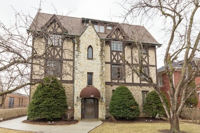 Joliet Condo/Townhouse For Sale: 410 North Raynor Avenue #2C