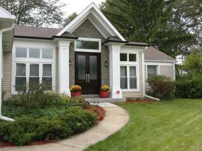 Buffalo Grove Single Family Home New: 9 Knight Hill Court