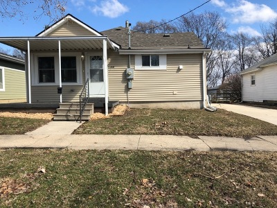 Bloomington Single Family Home For Sale: 1309 North Morris Avenue