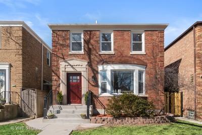 Single Family Home For Sale: 1928 North Oak Park Avenue