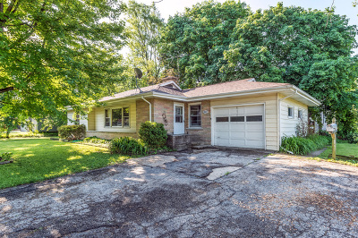 Naperville Single Family Home New: 810 Parkside Road