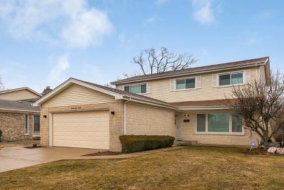 Morton Grove Single Family Home For Sale: 7906 Wilson Terrace