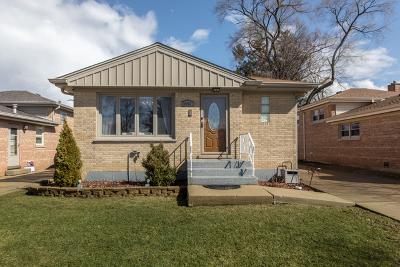 Niles Single Family Home New: 8653 North Merrill Street