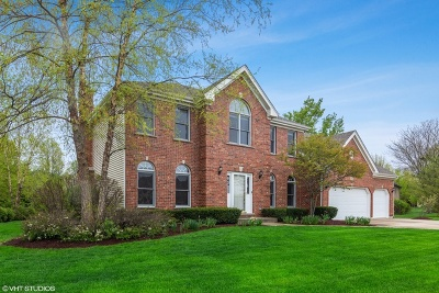 Kane County Single Family Home New: 755 Wild Ginger Road