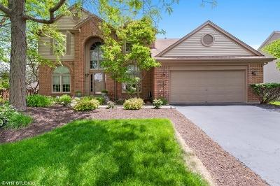 Crystal Lake Single Family Home For Sale: 1507 Dogwood Drive