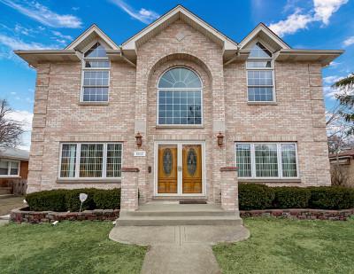 Skokie Single Family Home New: 4212 Howard Street