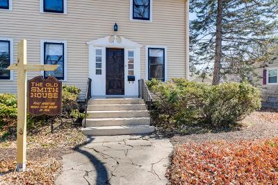 Wheaton Single Family Home New: 831 North Washington Street