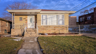 Single Family Home New: 6017 North Campbell Avenue