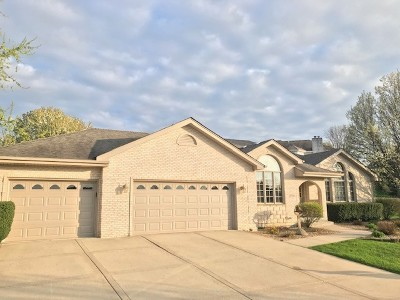 Mokena Single Family Home For Sale: 20948 Roscommon Court