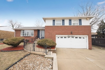 Melrose Park Single Family Home New: 1611 North 5th Avenue