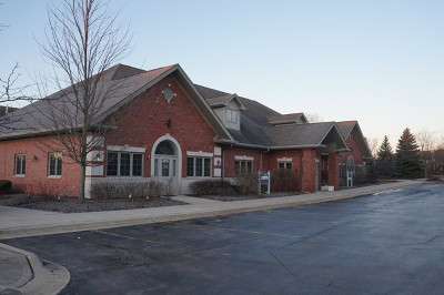 Tinley Park, Orland Park Commercial For Sale: 10759 Winterset Drive