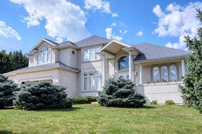 Kane County Single Family Home New: 40w568 Campton Woods Drive