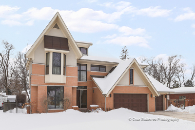 Mount Prospect Single Family Home New: 415 West Larkdale Lane