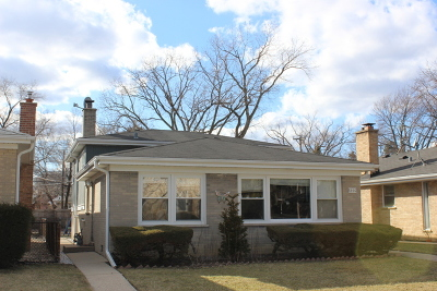 Skokie Single Family Home New: 8440 Lockwood Avenue