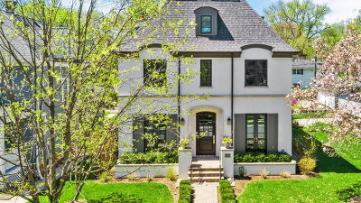 Hinsdale Single Family Home New: 110 South Bruner Street
