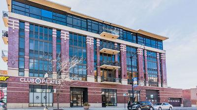 Condo/Townhouse For Sale: 4020 North Damen Avenue #307