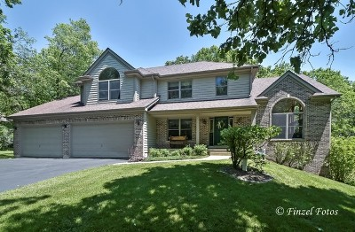 Marengo Single Family Home For Sale: 10920 Hill Crest Lane