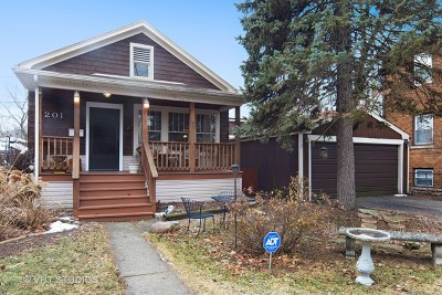 Riverside Single Family Home For Sale: 201 West Quincy Street