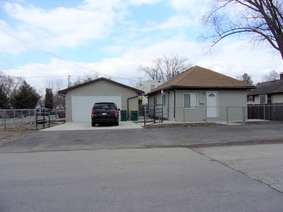 Joliet Single Family Home New: 1651 Elgin Avenue