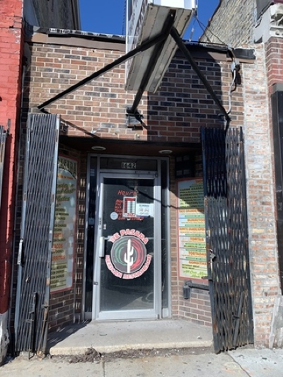 Commercial Lease Price Change: 1642 West Chicago Avenue