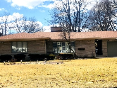 Joliet Single Family Home New: 1418 Glenwood Avenue