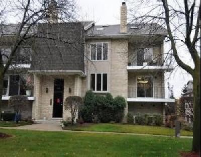 Palos Heights, Palos Hills Condo/Townhouse For Sale: 9191 Del Prado Drive #2S