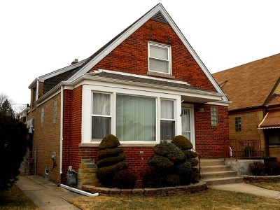 Melrose Park Single Family Home New: 1822 North 22nd Avenue