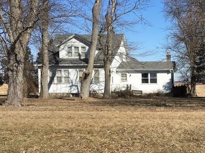 Beecher Single Family Home For Sale: 648 East Eagle Lake Road